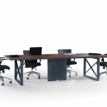 שולחן ישיבות  X LEG