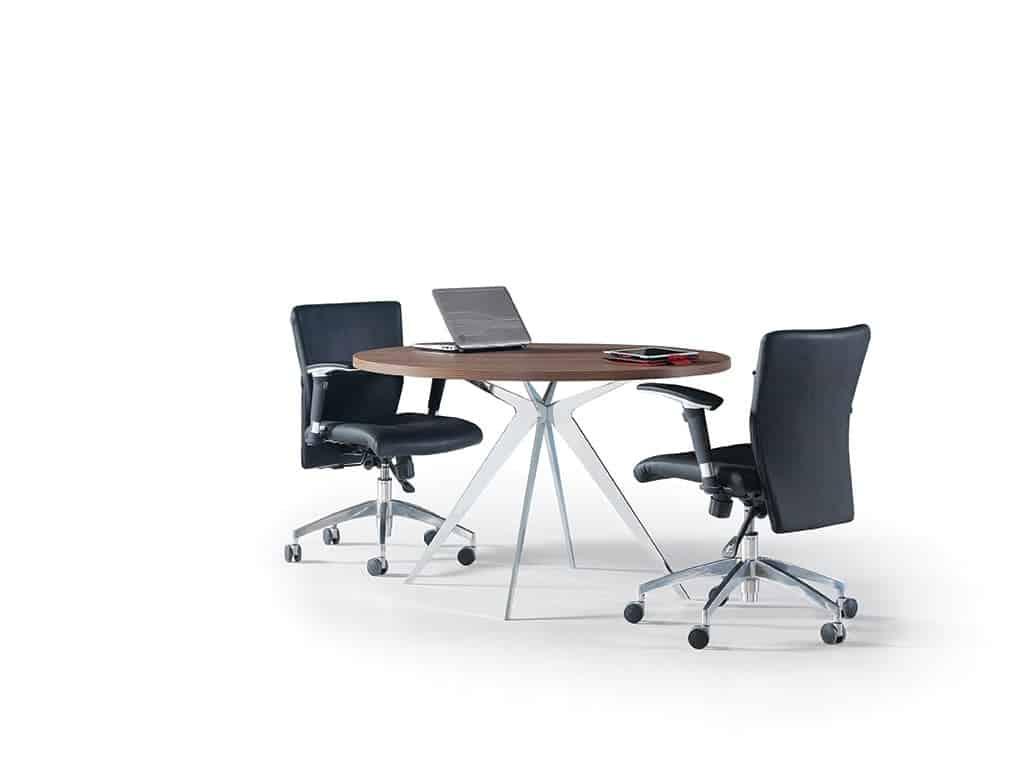 שולחן ישיבות CASA עגול