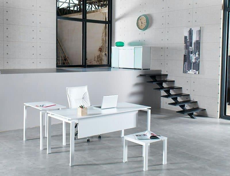 שולחן משרדי דגם סימפל