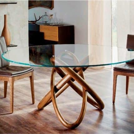906 שולחן ישיבות עגול